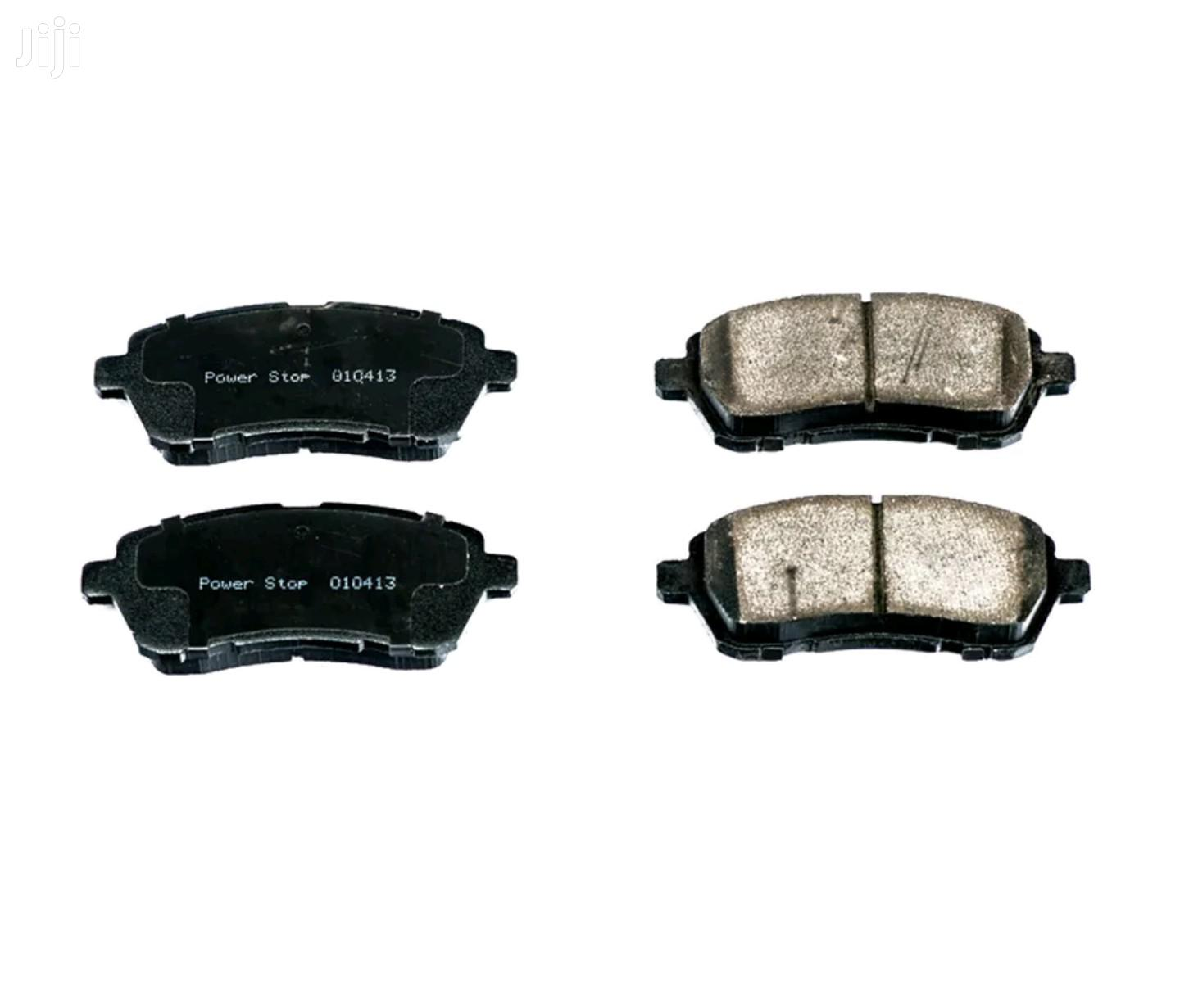Ford Fusion Brake Pad Front And Back