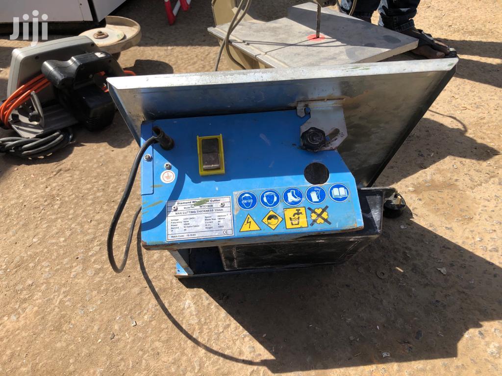 Electric Tile Cutting Machine | Electrical Tools for sale in Awutu Senya East Municipal, Central Region, Ghana