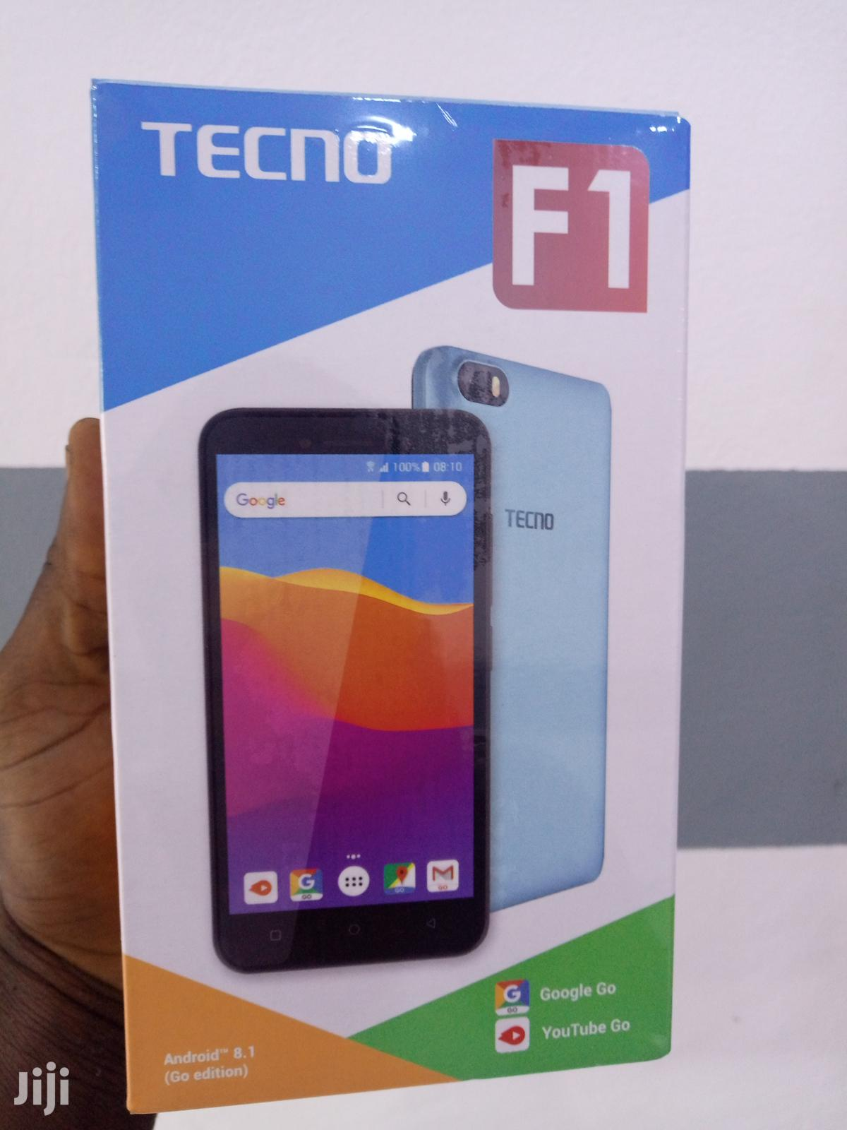 Archive: New Tecno F1 8 GB Black