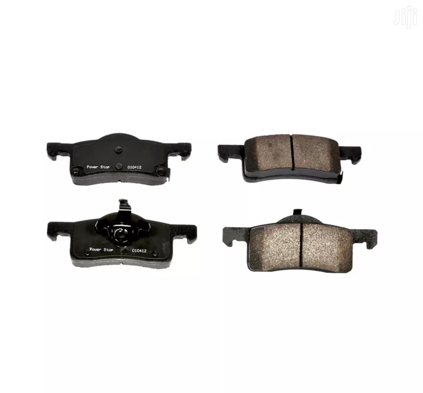 Ford Explorer Brake Pad Front And Back