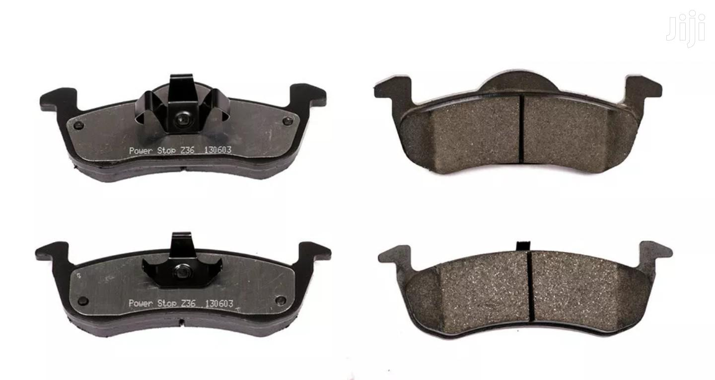 Ford F-150 Brake Pad Front and Back