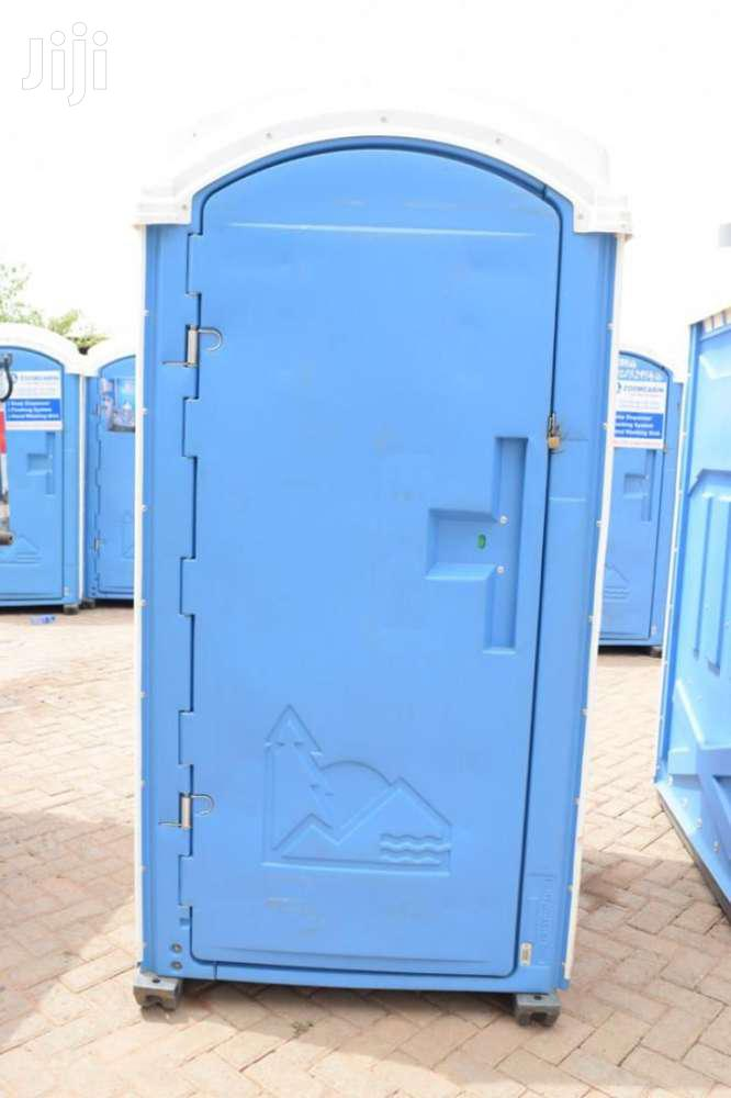 Portable Mobile Cabin / Toilet | Building Materials for sale in Old Dansoman, Greater Accra, Ghana