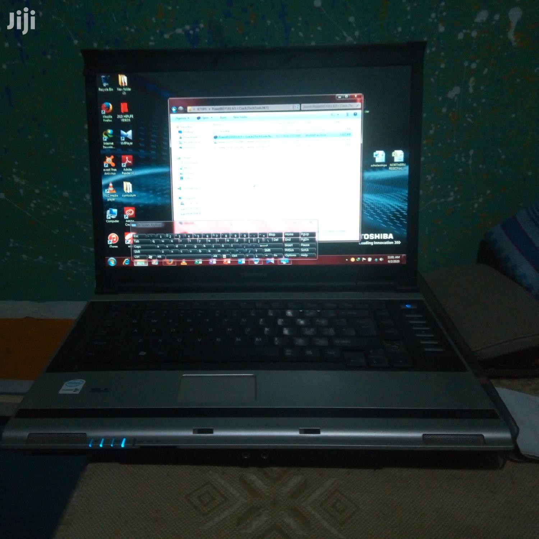 Archive: Laptop Toshiba 4GB Intel HDD 250GB