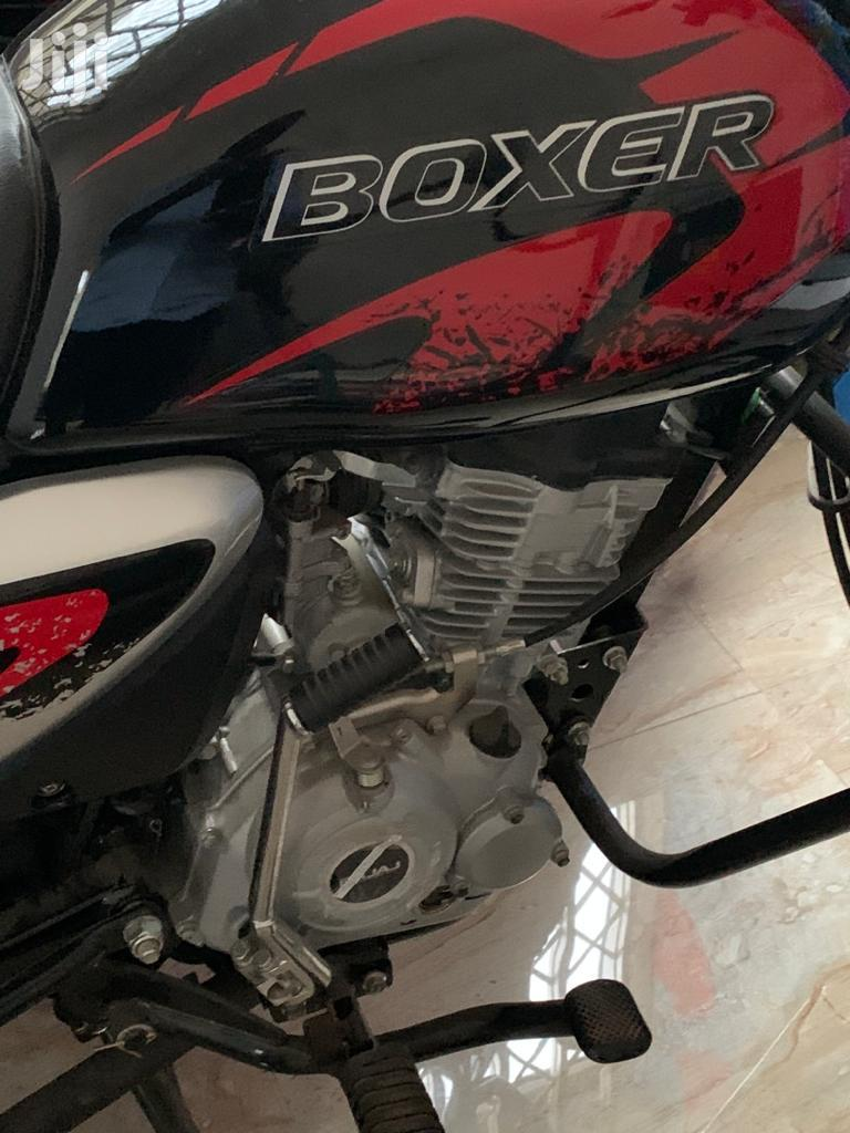 Archive: New Bajaj Boxer 2019 Red