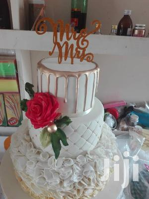 Wedding Cakes and Birthday Cake 🎂