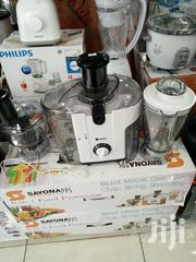 Sayona 6 In 1 Food Processor Blender And Juicer   Kitchen Appliances for sale in Greater Accra, Accra Metropolitan