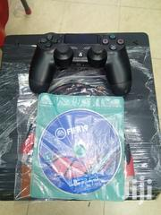 Playstation 4 Slim 500gb With FIFA 19 And All Accessories, Very Neat | Video Games for sale in Greater Accra, Alajo