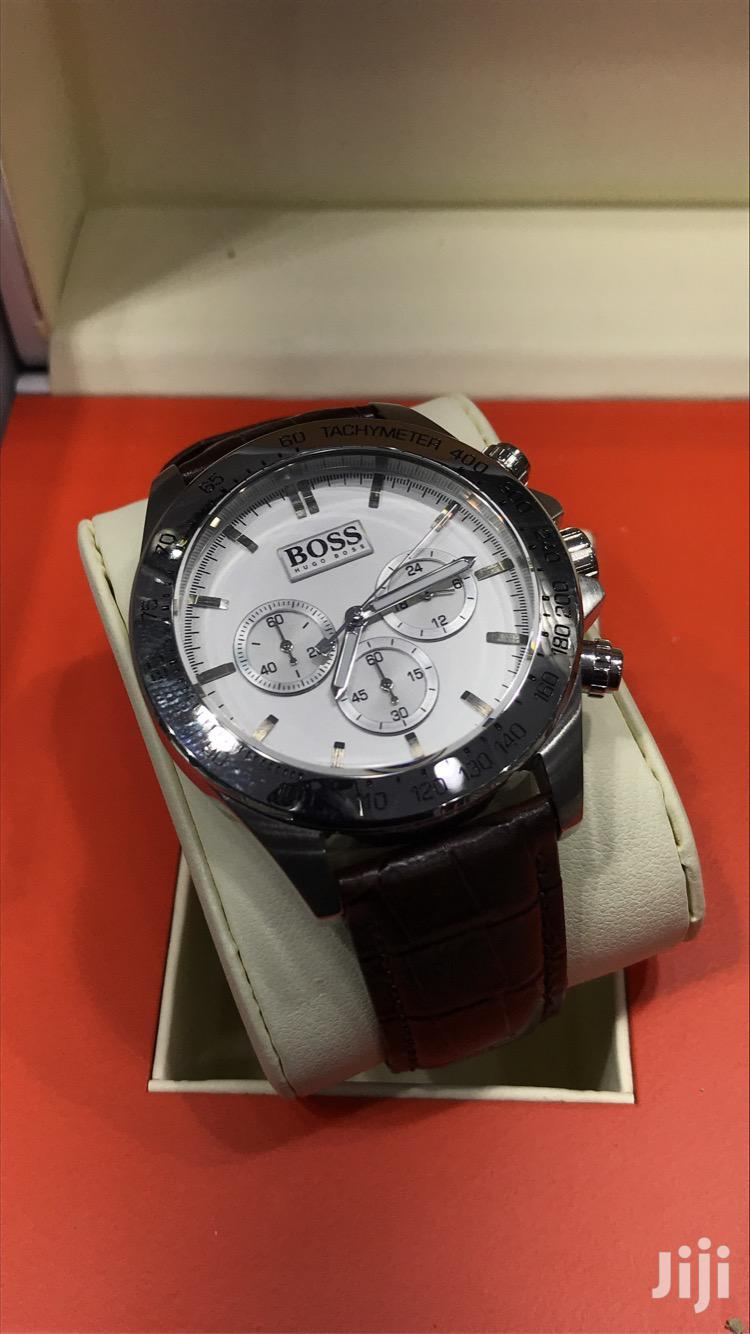 Hugo Boss Chronograph Watch | Watches for sale in North Dzorwulu, Greater Accra, Ghana