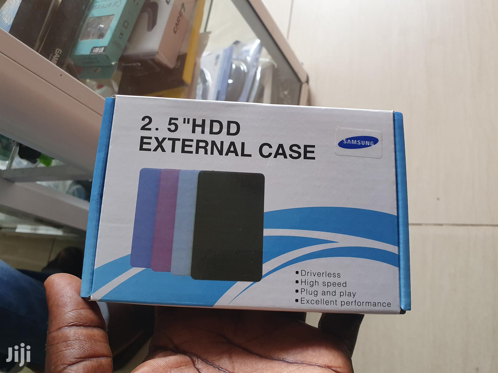 2.5'' HDD External Case