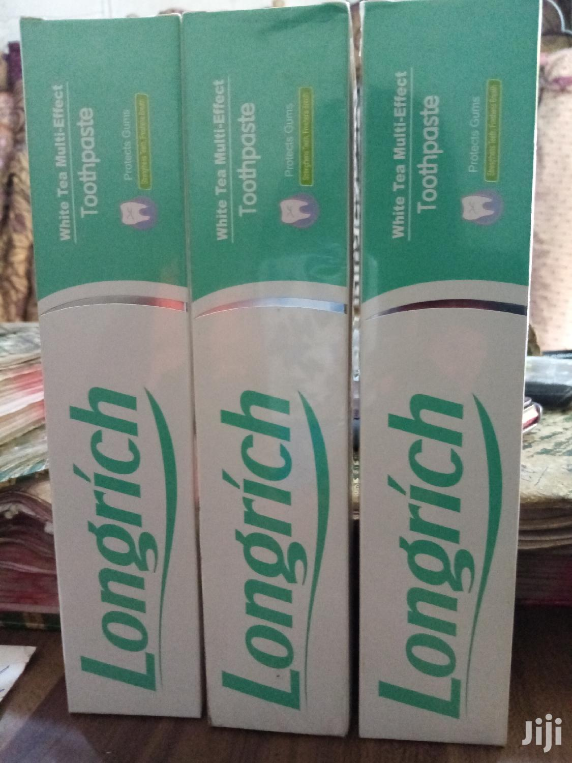 Longrich Toothpaste