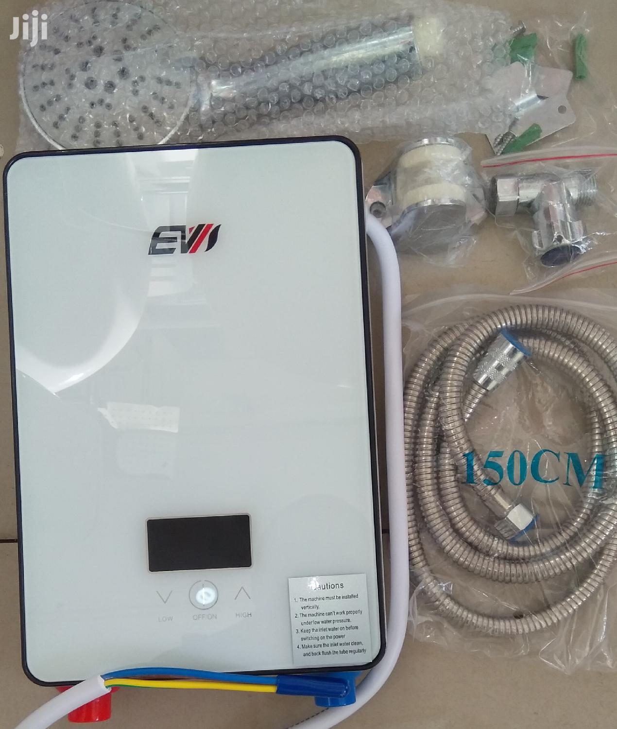 Archive: Evs Instant Water Heater