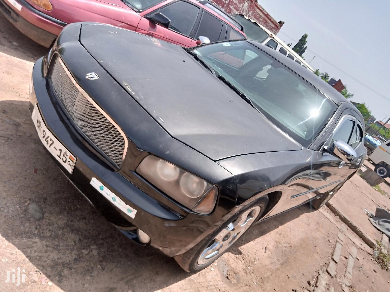 Chrysler Charger 2005 Black