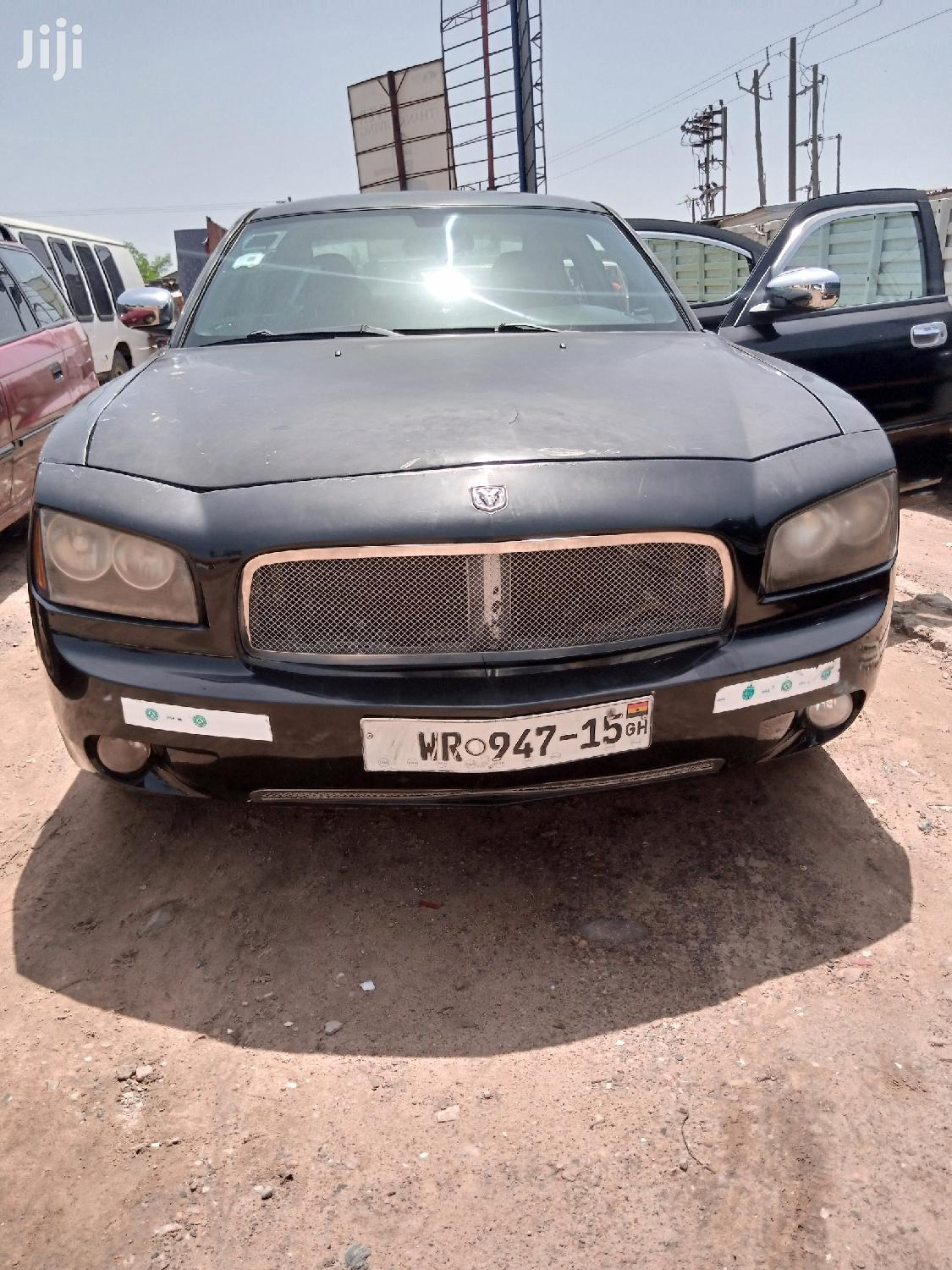 Chrysler Charger 2005 Black   Cars for sale in Ashaiman Municipal, Greater Accra, Ghana
