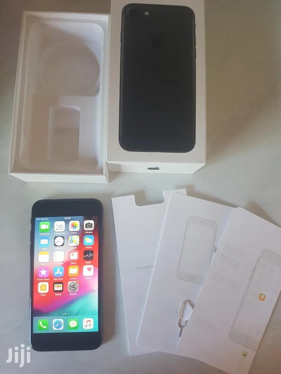 New Apple iPhone 7 32 GB Black | Mobile Phones for sale in East Legon (Okponglo), Greater Accra, Ghana