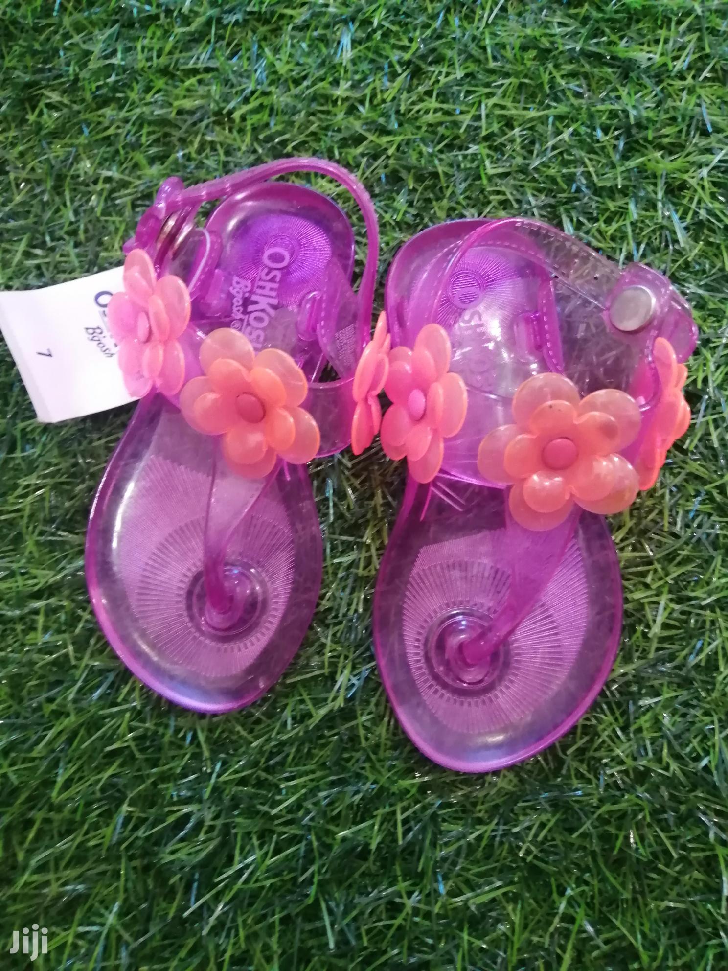 Original Carters Sandal Size 7