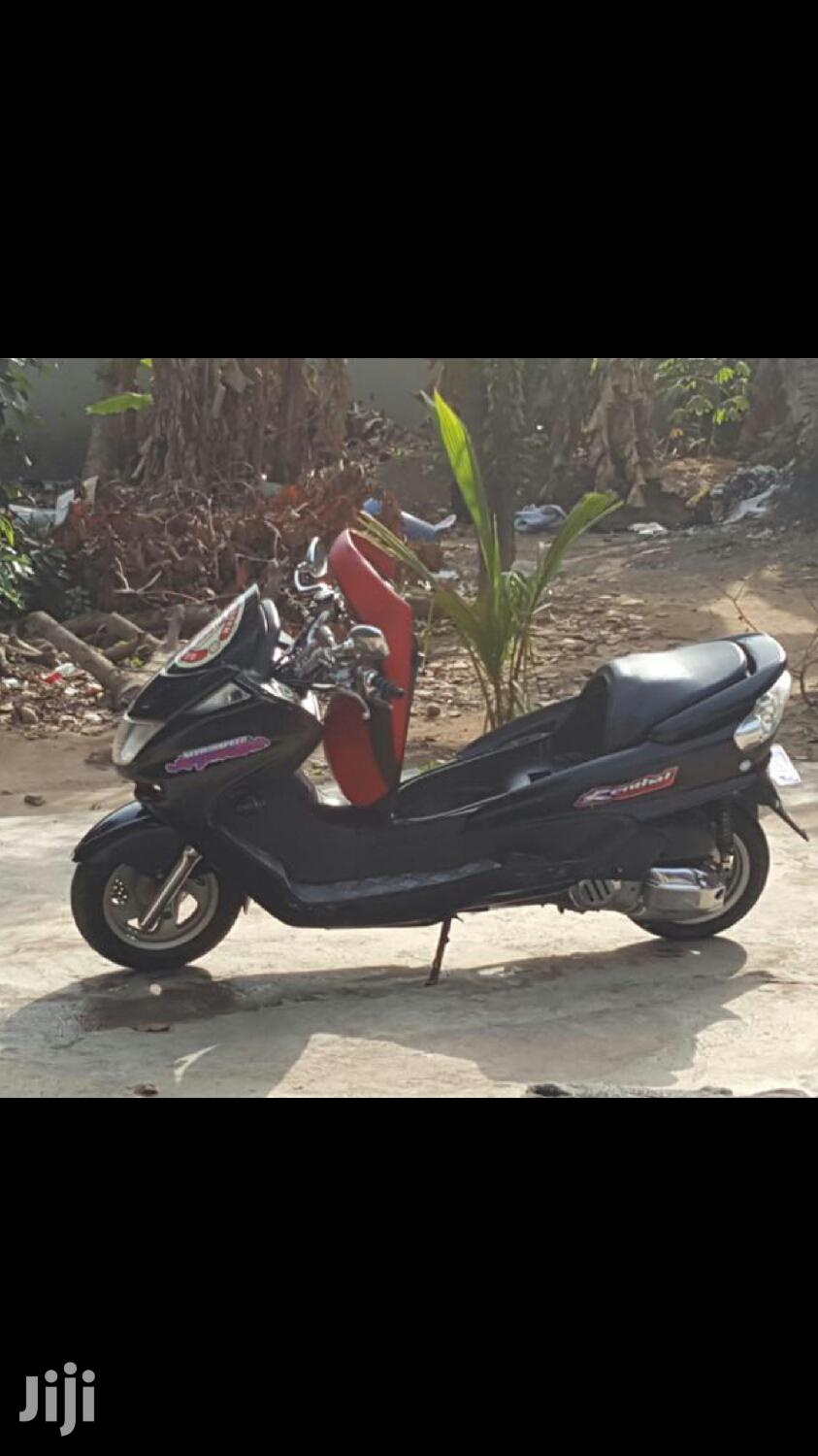Moto 2017 Black | Motorcycles & Scooters for sale in Achimota, Greater Accra, Ghana