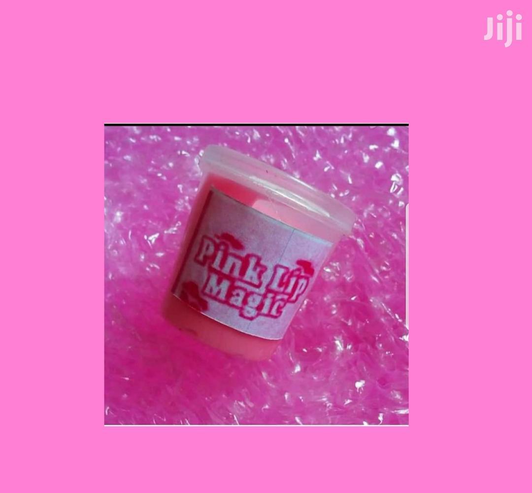 Magic Pink Lips Balm