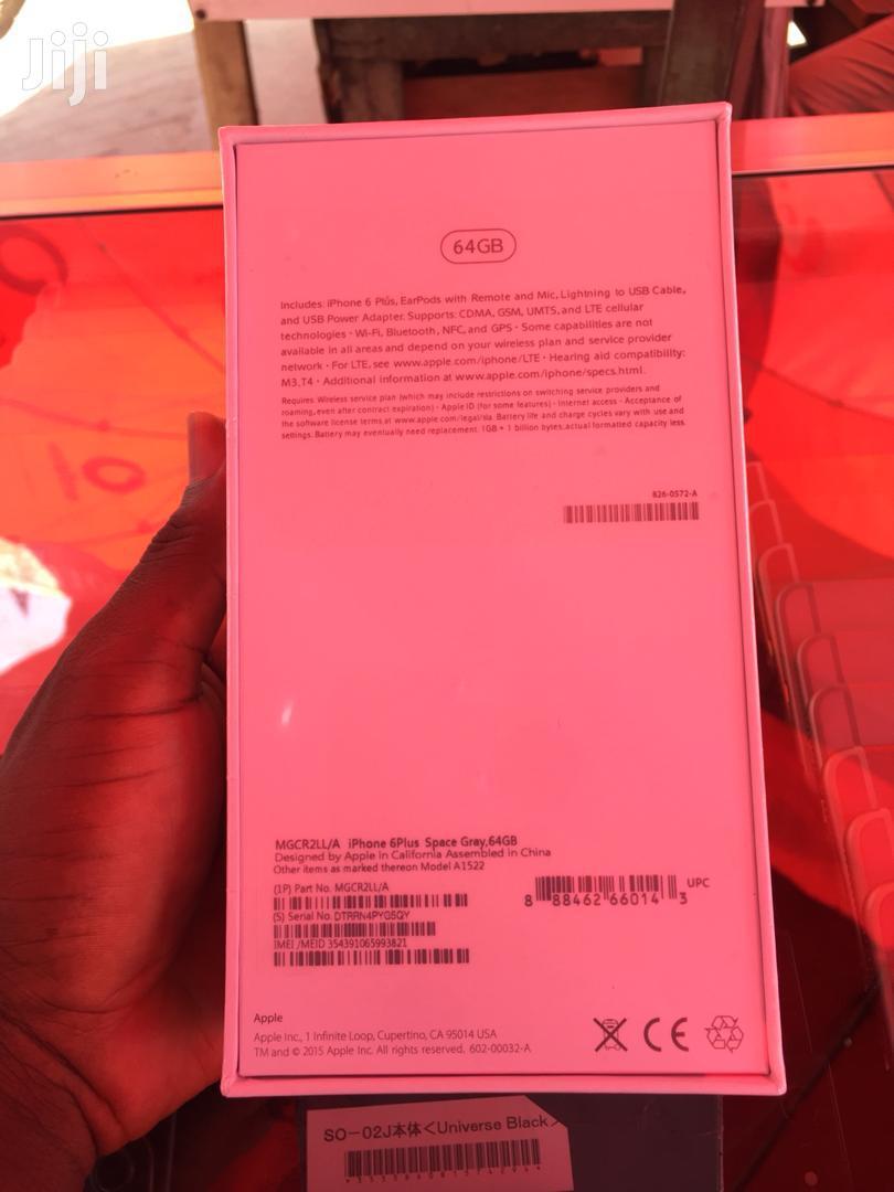 Archive: New Apple iPhone 6 Plus 64 GB
