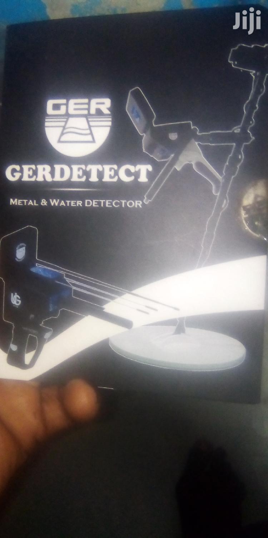 Gold Detector Machine