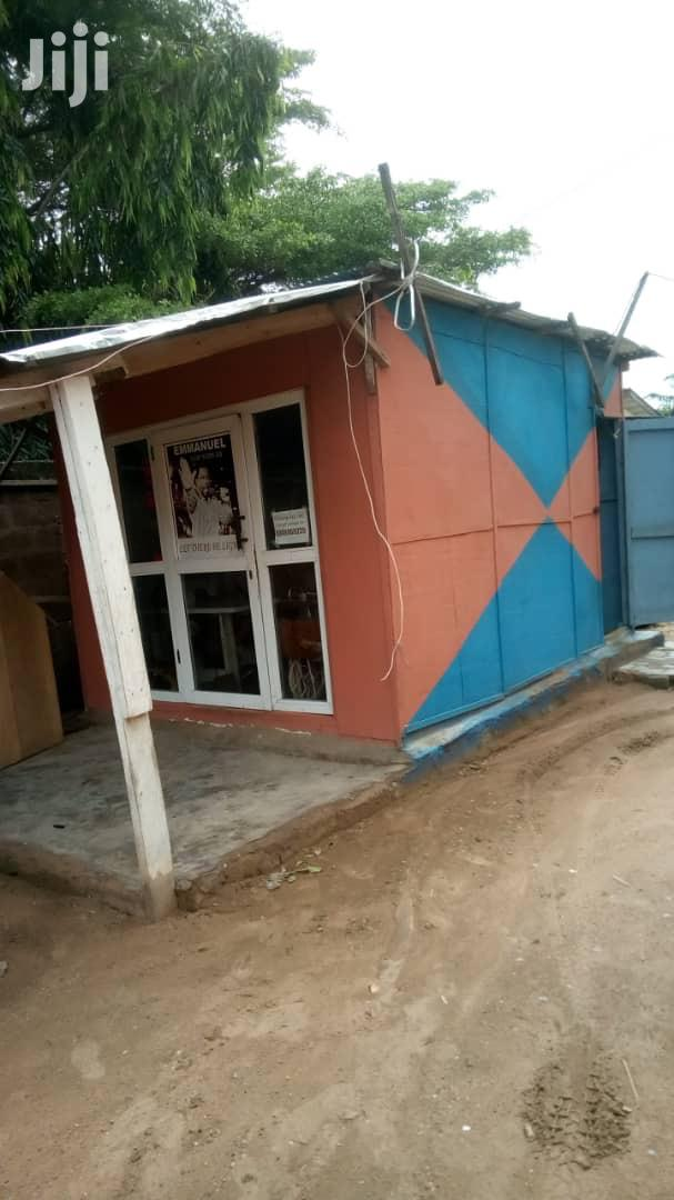 It'S A Wooden Shop Located At East Legon Lizy'S Sports | Commercial Property For Sale for sale in East Legon, Greater Accra, Ghana