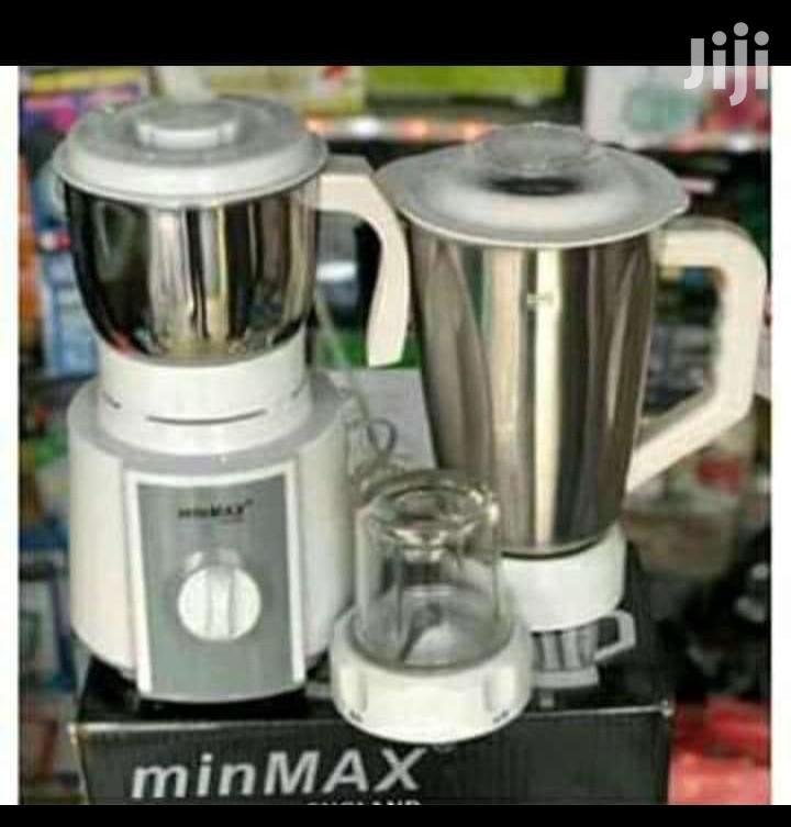 Minimax Blender