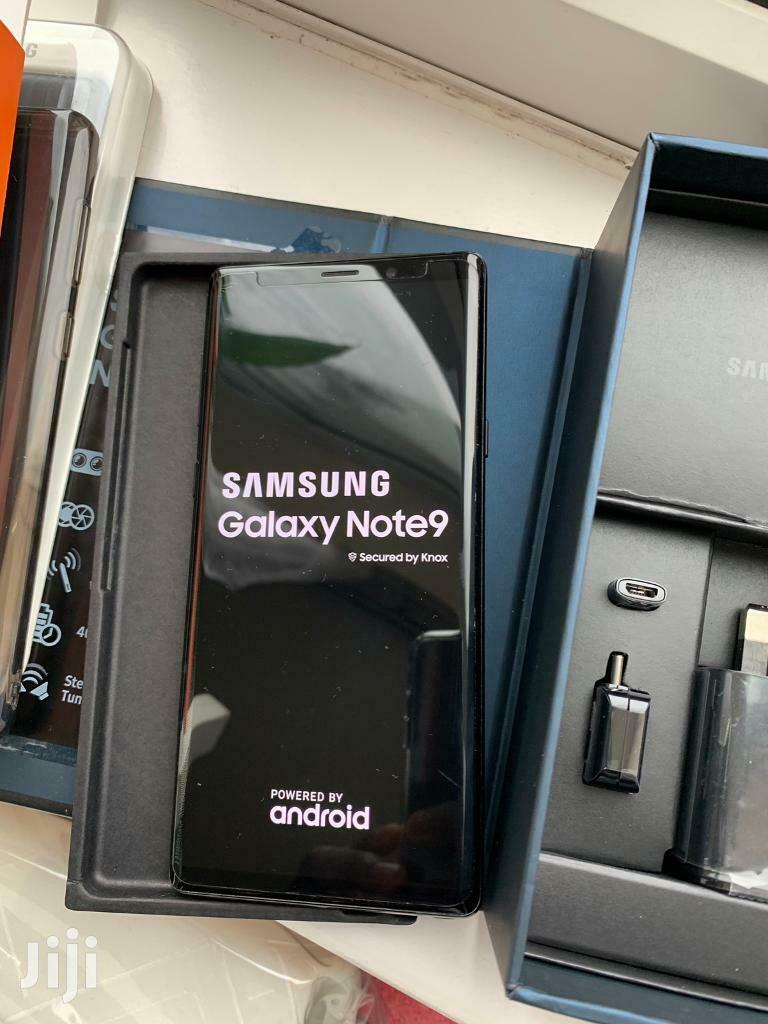 New Samsung Galaxy Note 9 128 GB Black | Mobile Phones for sale in East Legon (Okponglo), Greater Accra, Ghana