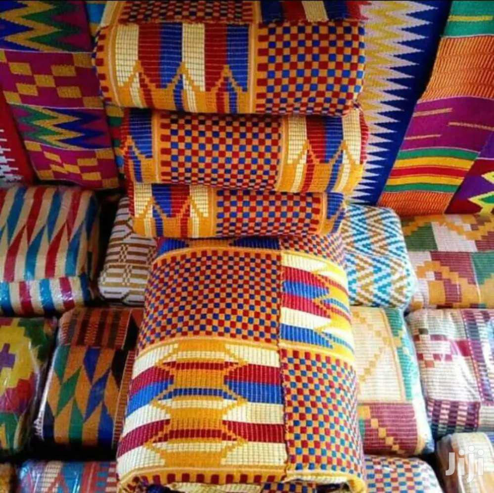 Quality Yellow Kente Sets | Clothing for sale in Labadi-Aborm, Greater Accra, Ghana