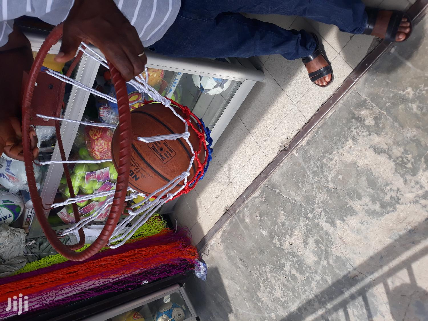 Original Basketball Hoop At Cool Price | Sports Equipment for sale in Dansoman, Greater Accra, Ghana