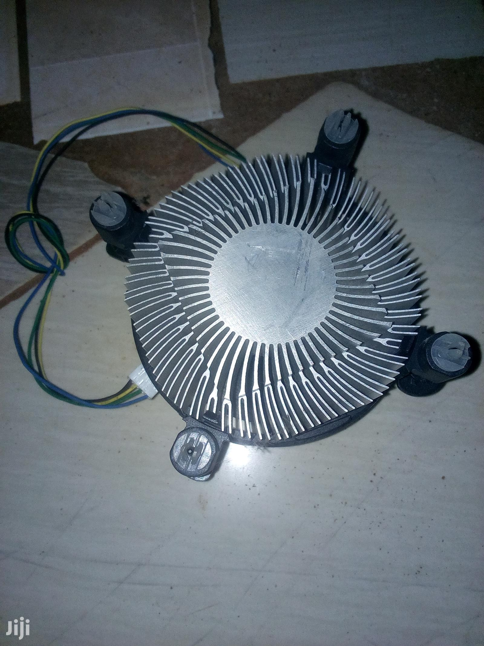Archive: Intel CPU Cooler