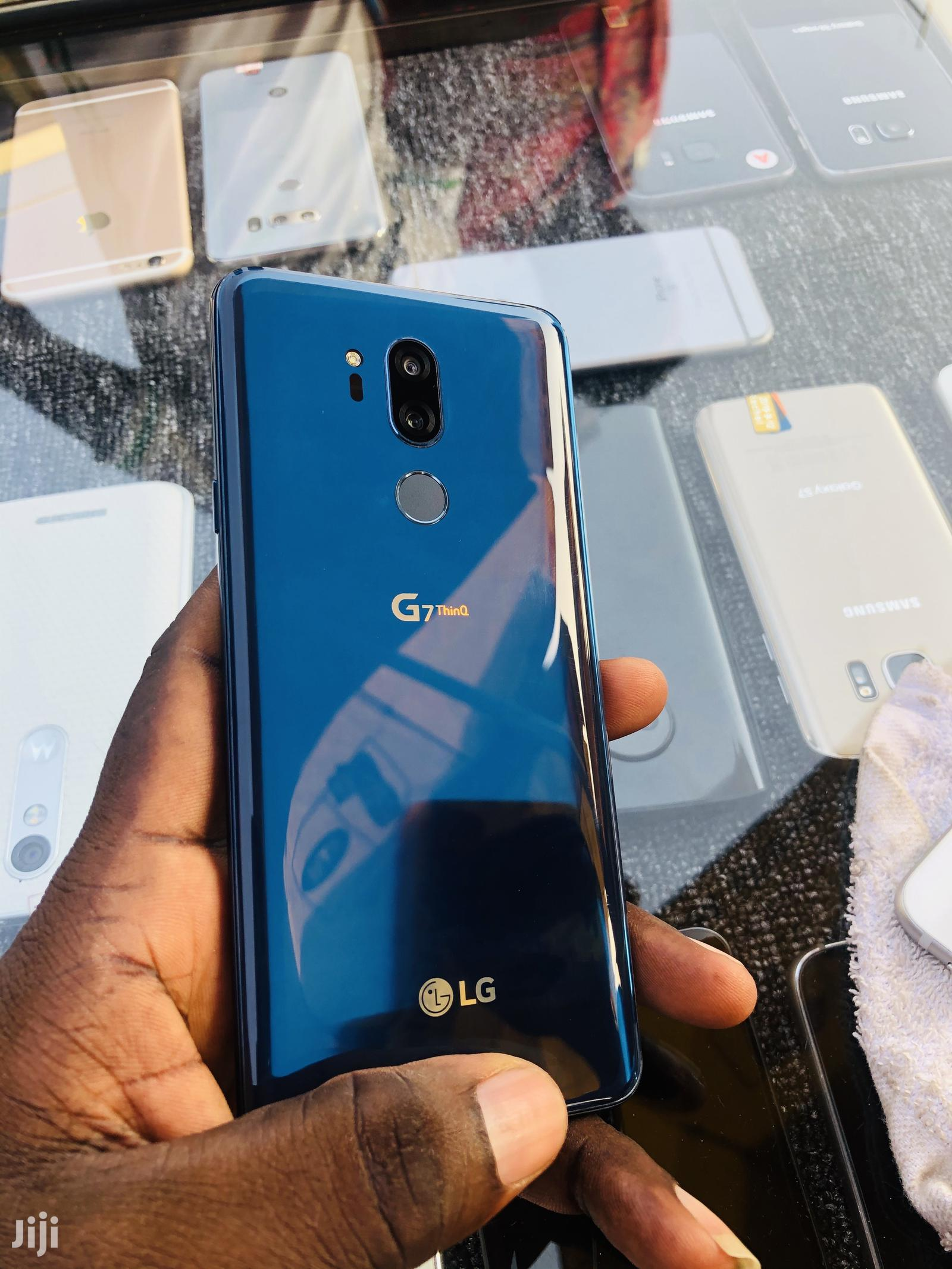 New LG G7 ThinQ 64 GB | Mobile Phones for sale in Adabraka, Greater Accra, Ghana