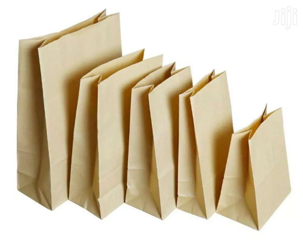 Kraft Paperbags