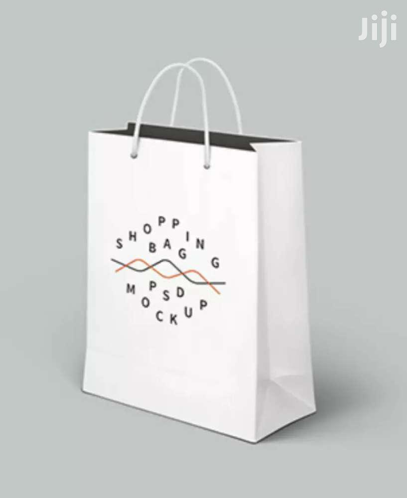 Kraft Paperbags | Stationery for sale in Kwashieman, Greater Accra, Ghana