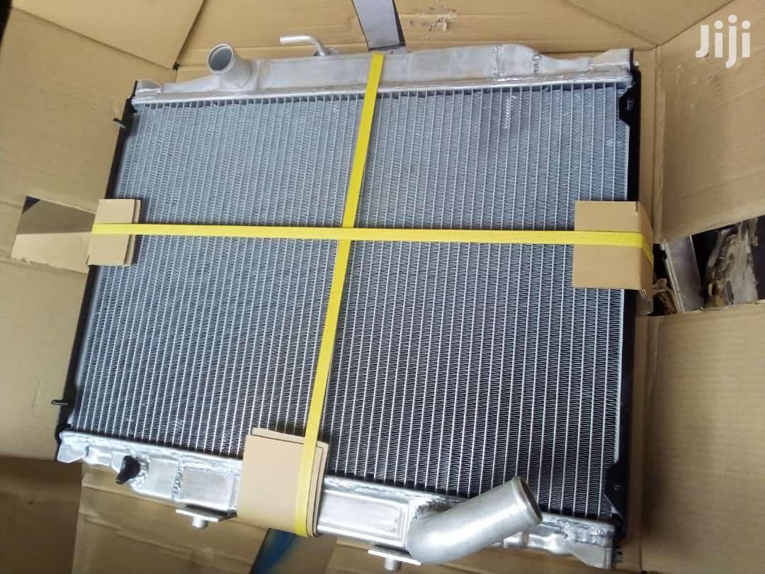 Hyundai Grace/ H100 Radiator Full Aluminium