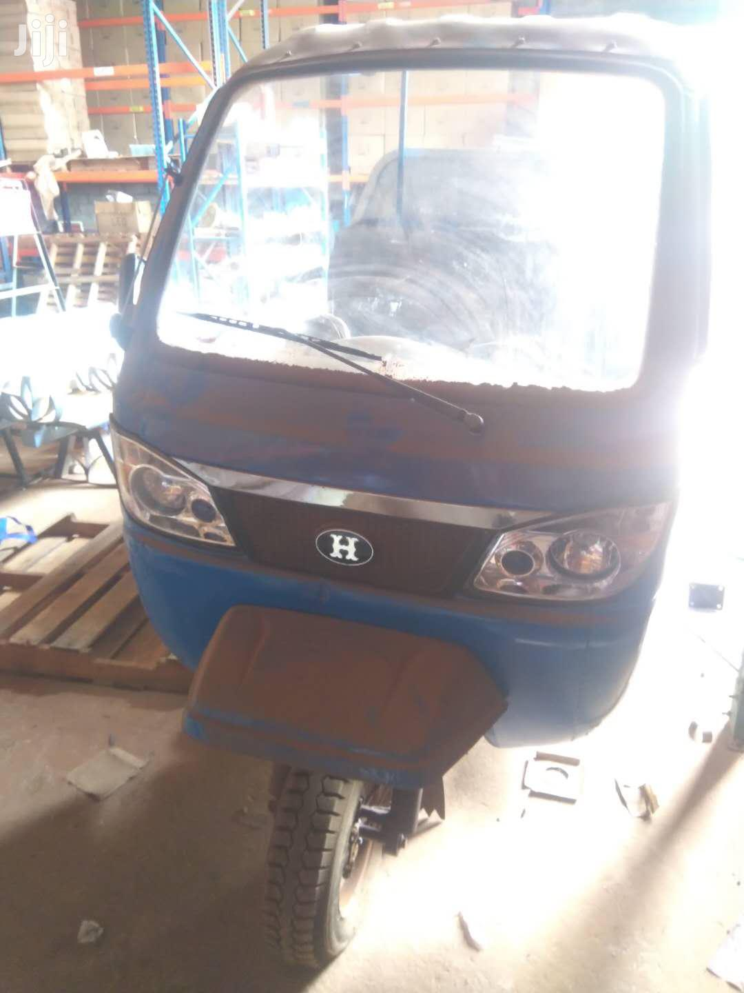 New Tricycle 2016 Blue