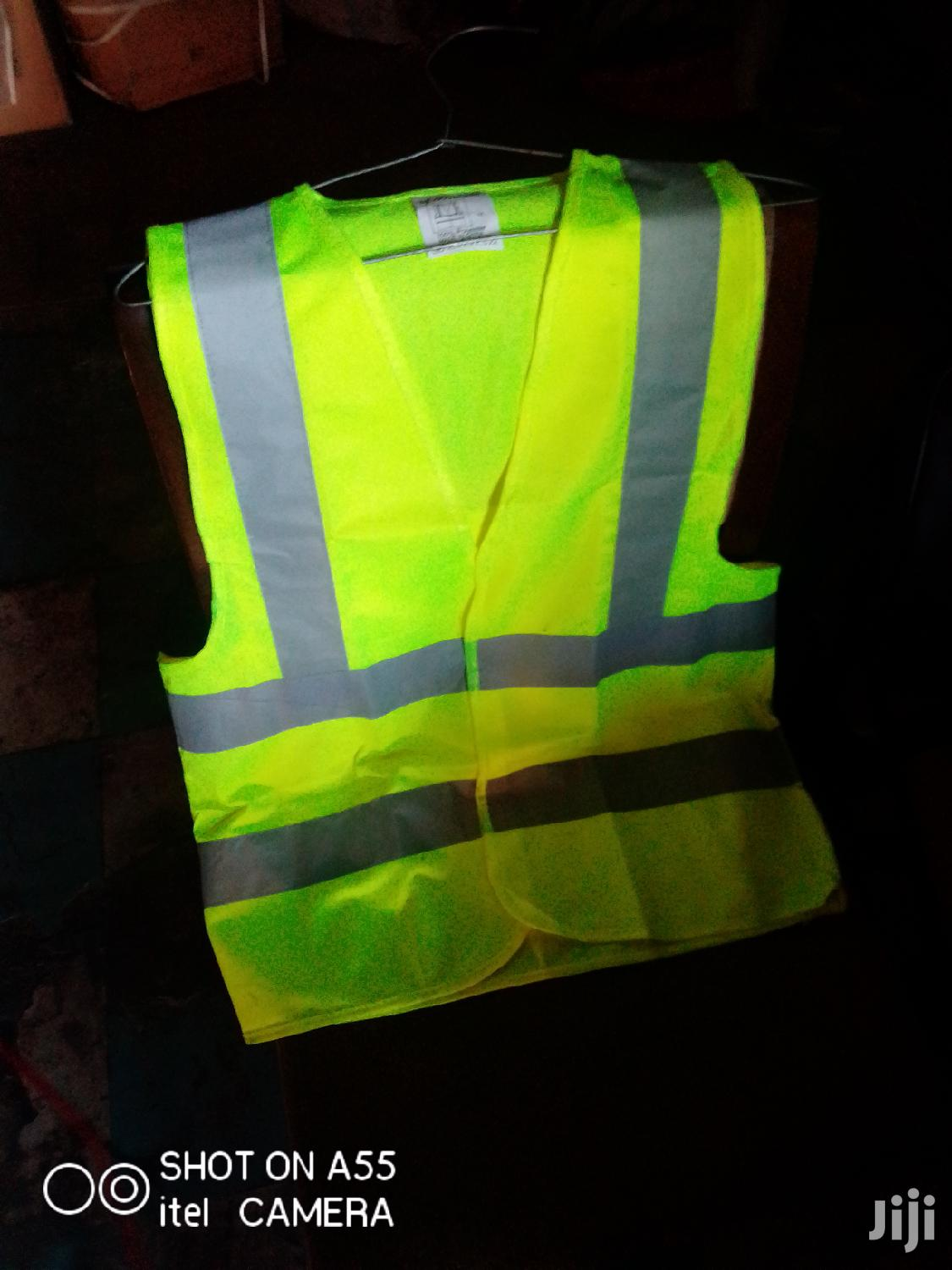 Archive: Safety Reflective Vest (Green)