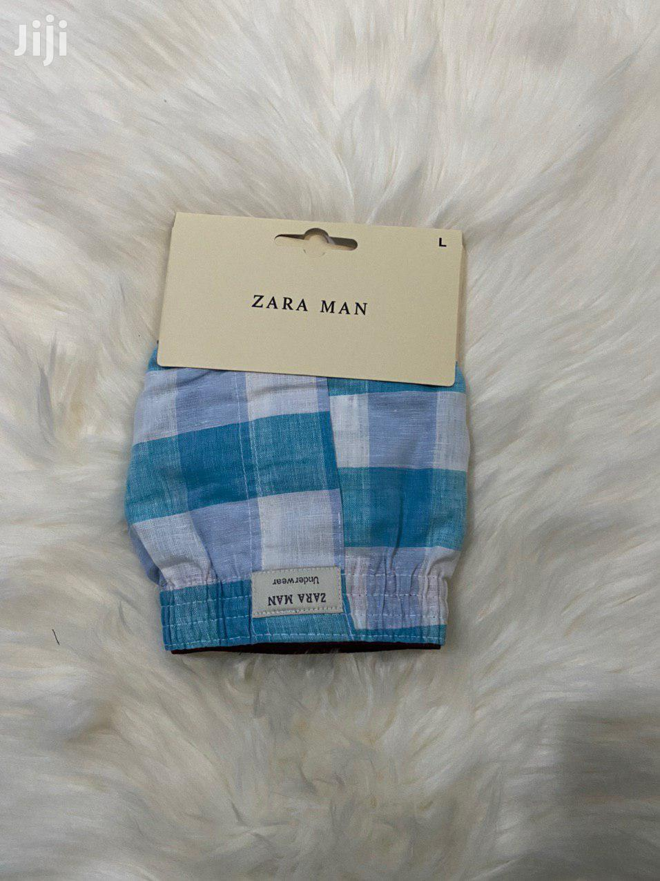 Zara Boxer Shorts | Clothing for sale in Ga South Municipal, Greater Accra, Ghana