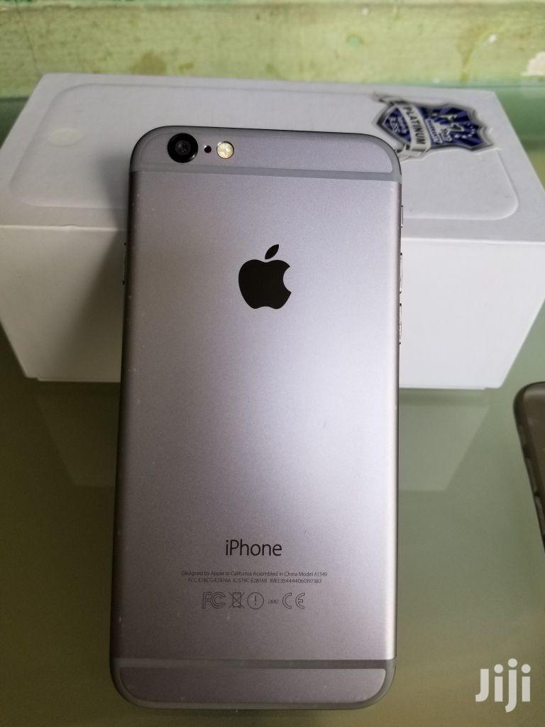 Apple iPhone 6 16 GB Gray | Mobile Phones for sale in Adenta Municipal, Greater Accra, Ghana