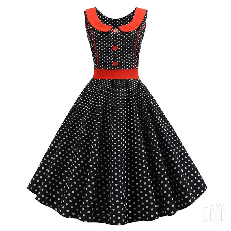 Gorgeous Flare Dress