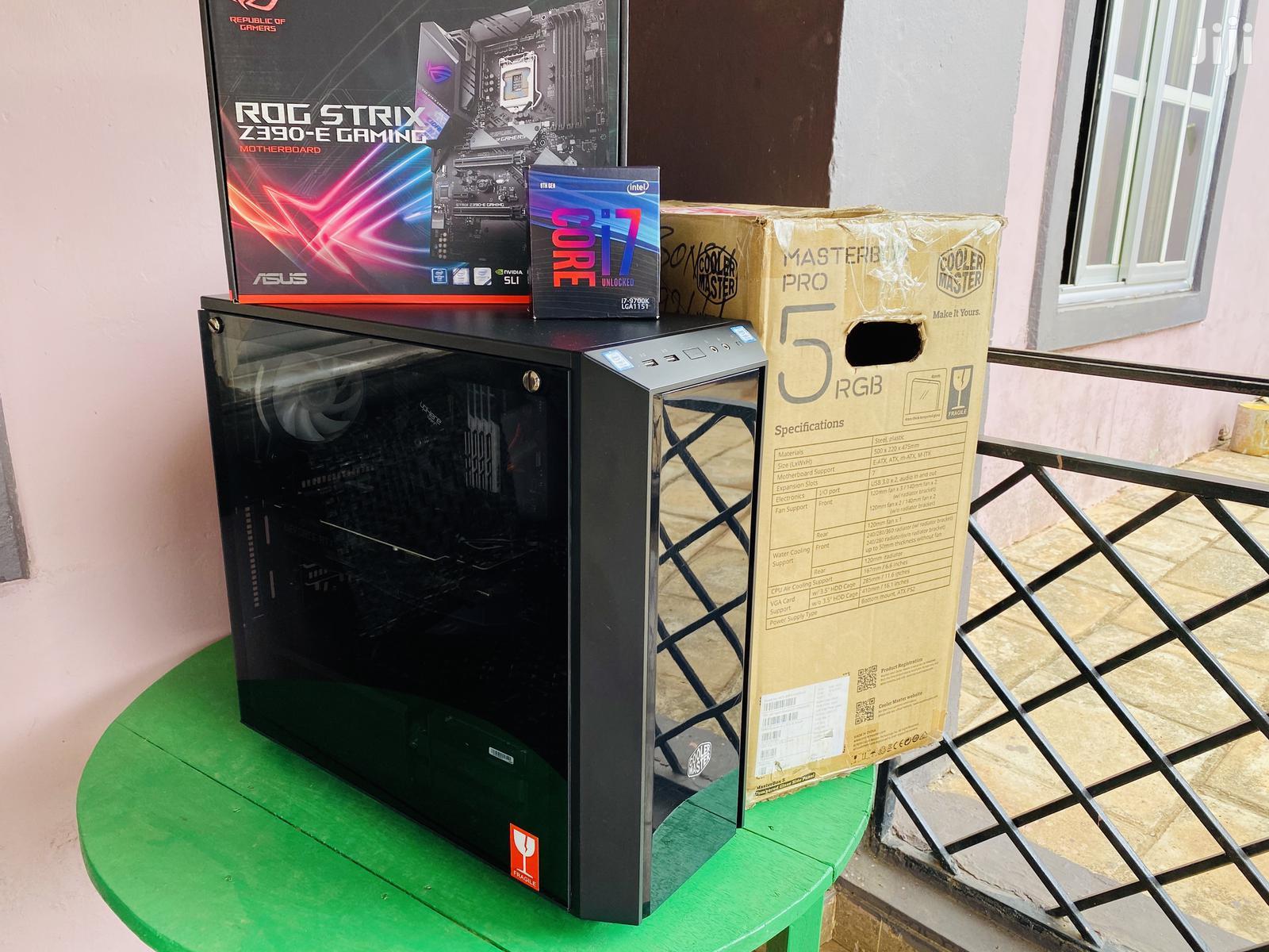 New Desktop Computer Asus 32GB Intel Core i7 SSD 512GB