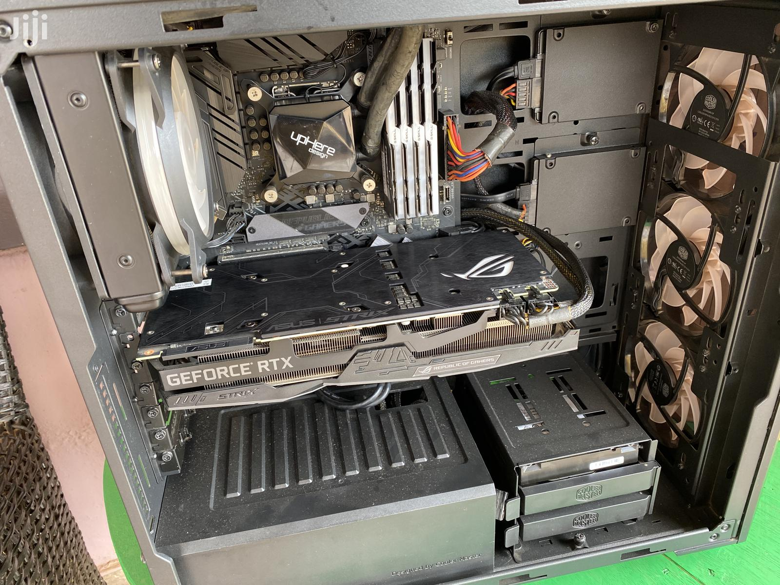 New Desktop Computer Asus 32GB Intel Core i7 SSD 512GB | Laptops & Computers for sale in Kumasi Metropolitan, Ashanti, Ghana