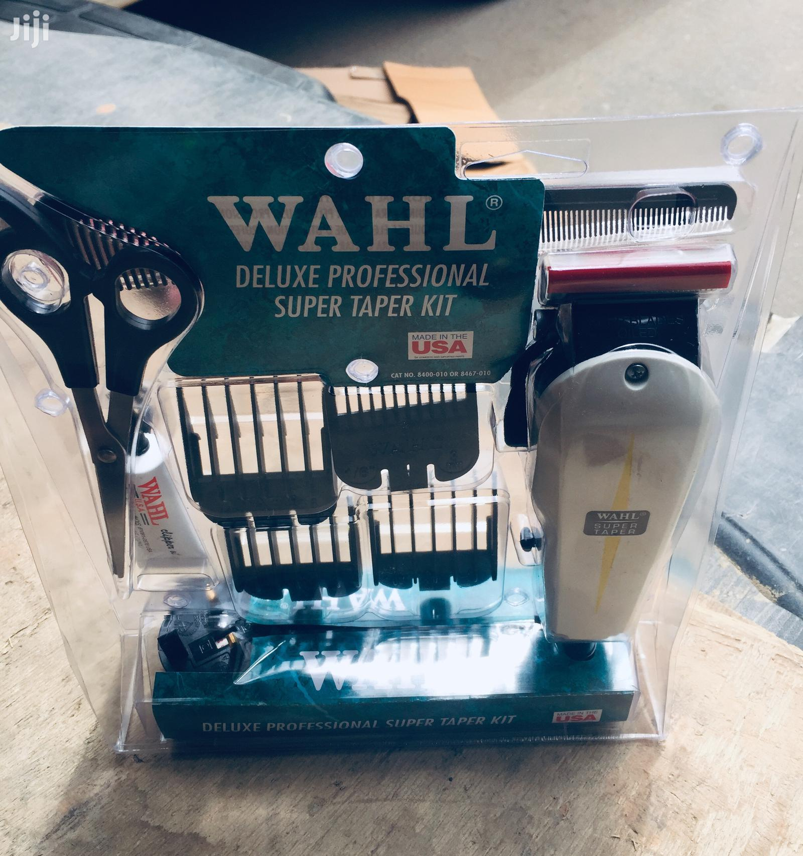Wahl Deluxe Professional Super Taper KIT