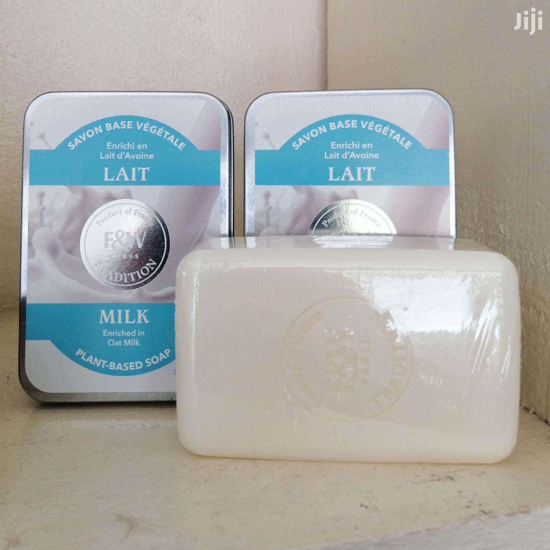 F W Milk Traditional Soap