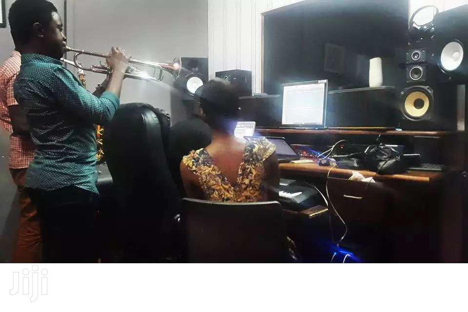Bigups Recording Studio