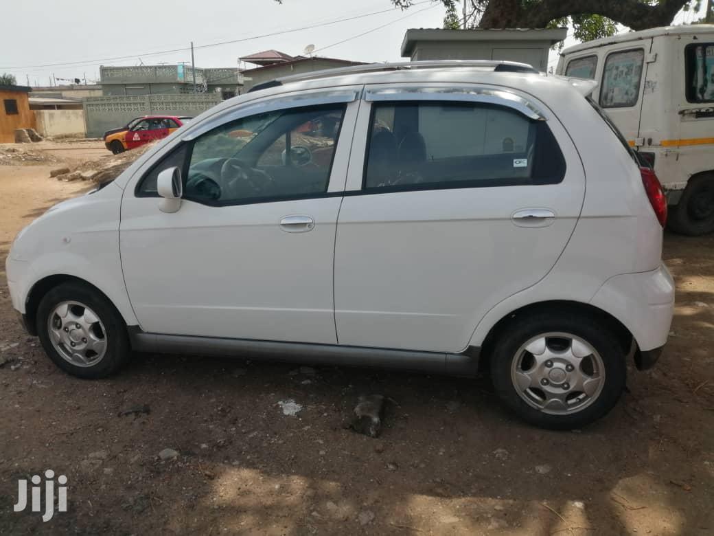 Daewoo Matiz 2007 White