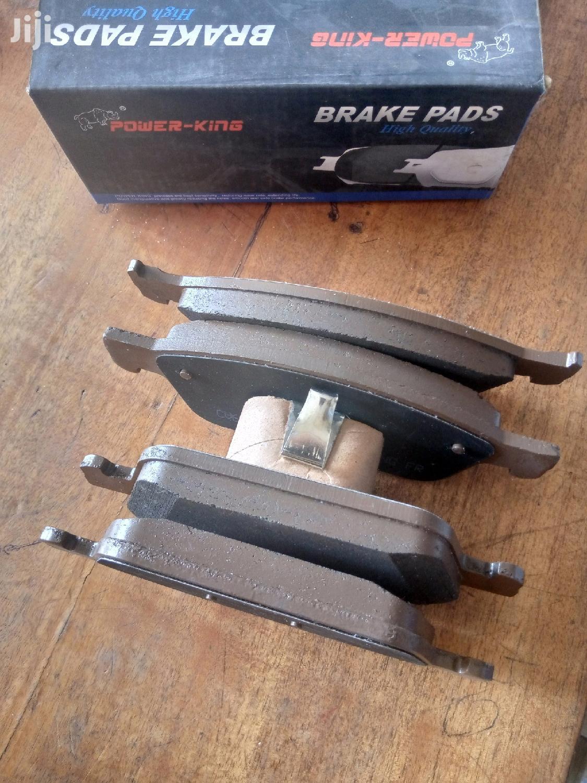 Ford Escape Brake Pads