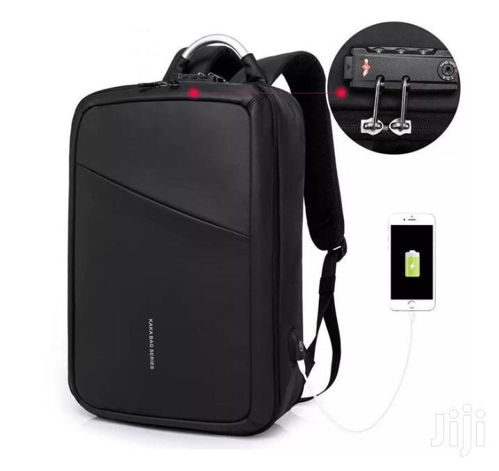 Ant Theft Laptop Bag With Free Headset   Bags for sale in Adabraka, Greater Accra, Ghana