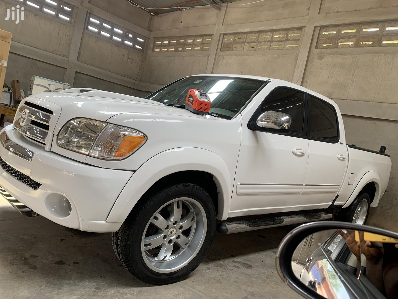 Archive: Toyota Tundra Regular Cab 2006 White
