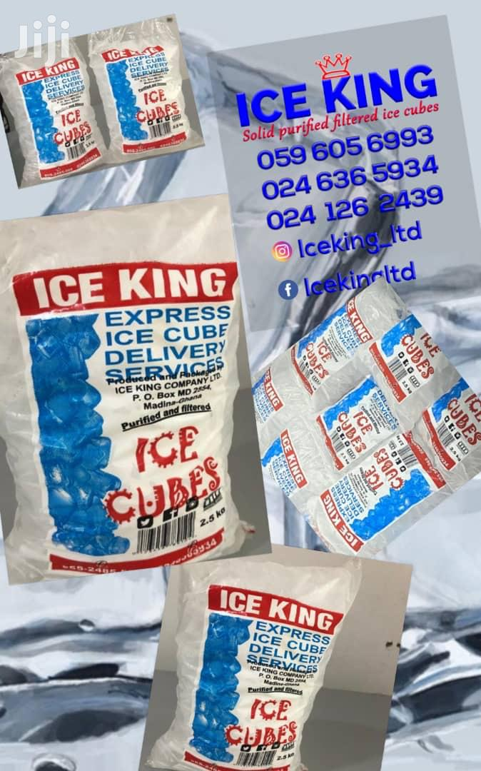 Archive: Quality Ice Cubes , Dedicated Service
