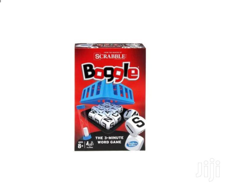 Archive: Scrabble Boggle Game