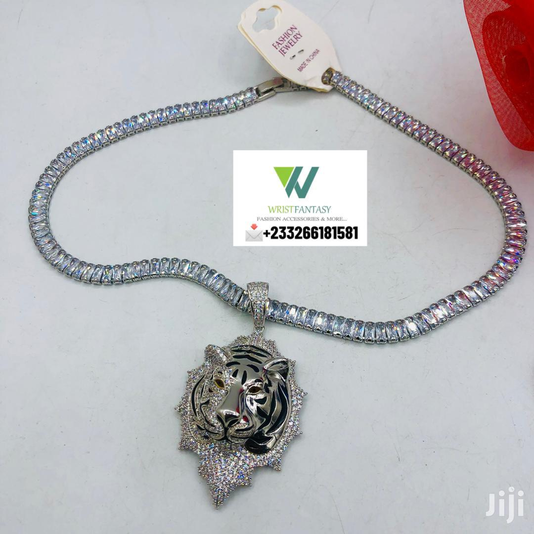 Iced Out Tennis Chain